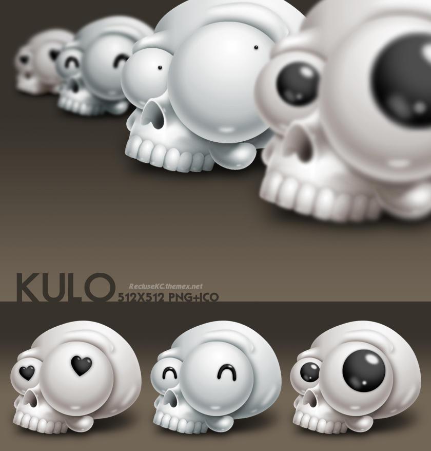KULO - Iconos de Calaveras