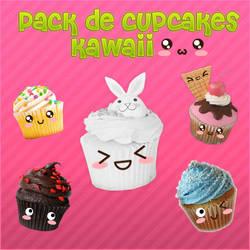 Pack De Kawaii PNG