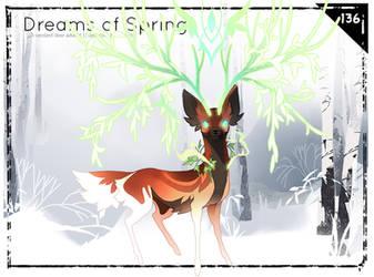 [Verdeer] Dreams of Spring (FLAFFLE)