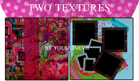 two textures by youshinevh