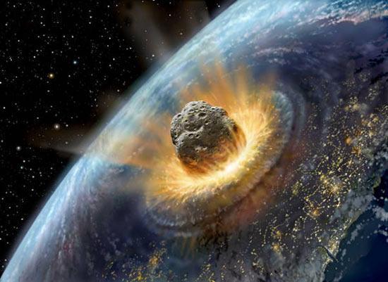 nasa comet collision - HD1920×1075