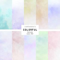 Ladyvisenya's Colorful Texture Pack #3 (RAR) by Lady-Asmodina