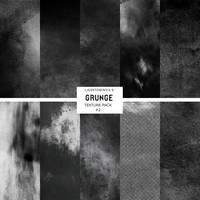 Grunge Texture Pack #2(rar) by Lady-Asmodina