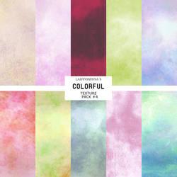 Ladyvisenyas's Colorful texture pack #4