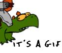 Dino-Riders- Stegosaurus