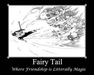 Anime Mockery: Fairy Tail is Magic by nightmaremaster000
