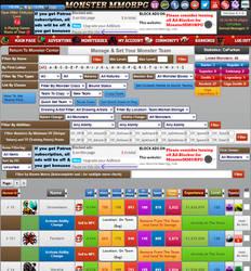 Pokemon Style MMO RPG MonsterMMORPG V 6.1.0