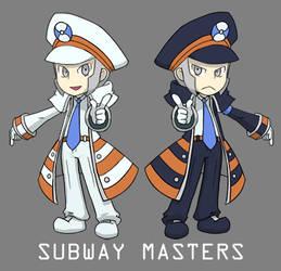 Subway Masters Flele Shell