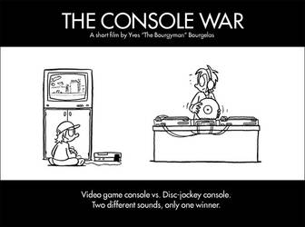 The Console War by TheBourgyman