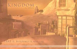 Kingdom for XNALara - Part 1 by raccooncitizen