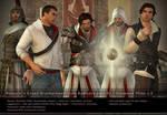 ACB_Ezio+Desmond.2 for XNALara