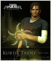 Kurtis Trent Next Gen for XNALara by raccooncitizen