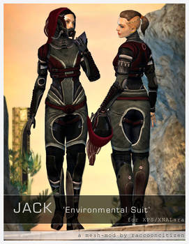 Jack Environmental Suit for XPS