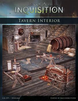 DAI Props - Tavern Interior Pack XPS - (DOWNLOAD)