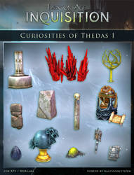 DAI Props - Curiosities of Thedas XPS - (DOWNLOAD)