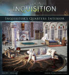 DAI Props - Inquisitor's Quarters Interior XPS DL
