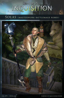DAI Characters - Solas (Masterwork) for XPS (DL)