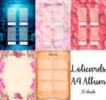 Lolicards Album 01 by Ichigo-Fujiwara