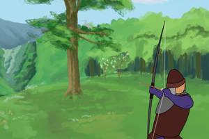 Animation- The Firebird by Mercury24