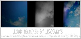 Cloud Textures