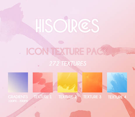 Hisources Pack Of Icon Textures