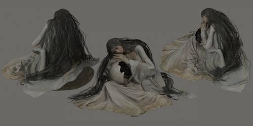 Filianore - (Dark Souls III) by hEpHPIN-KoT