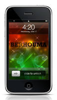 berhouma Free iPhone Wallpaper