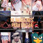 Pack 02 | Imagenes para Editar