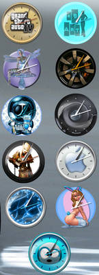 clock pack