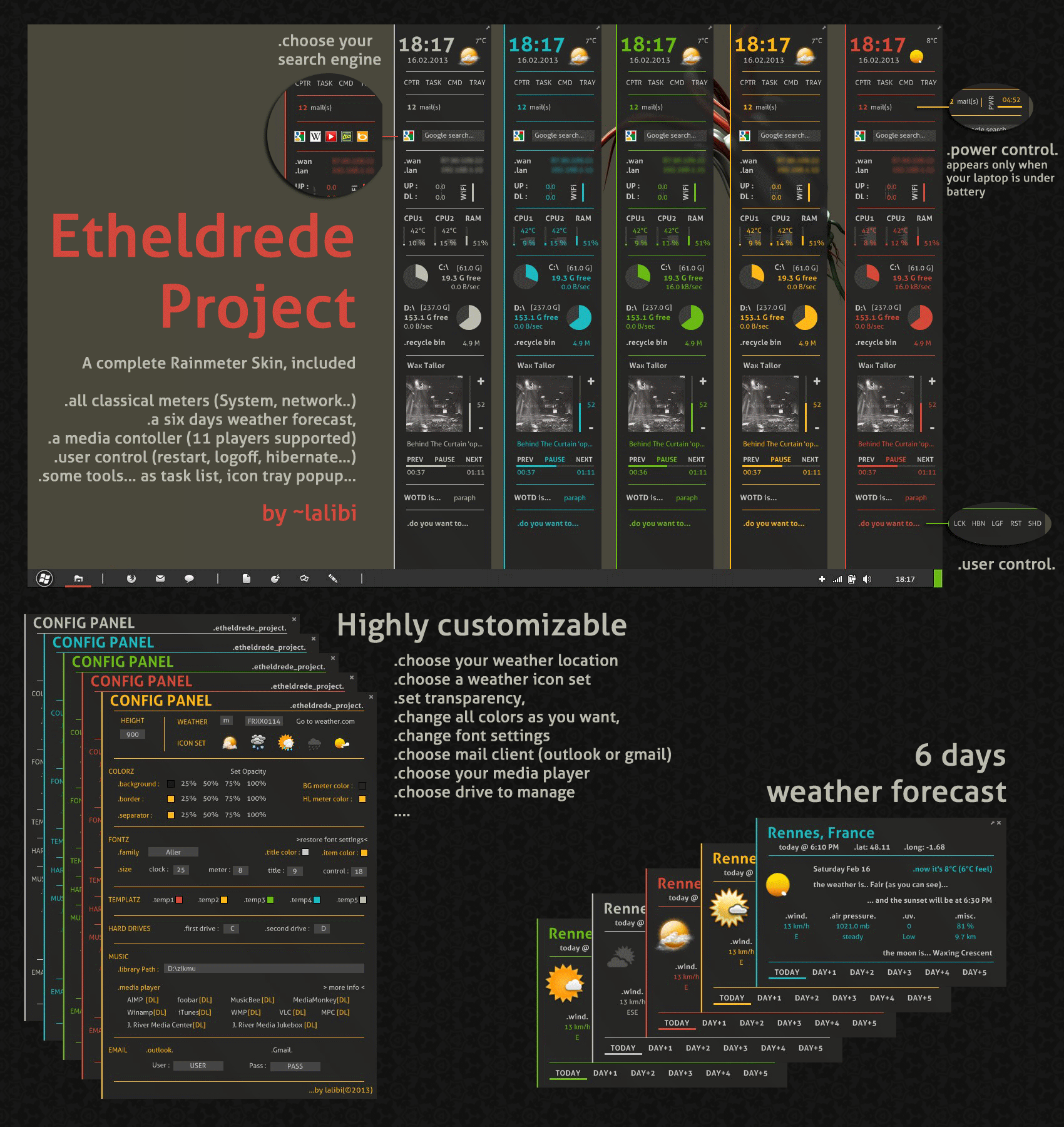 Etheldrede Projet by lalibi