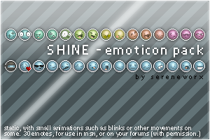 shine.pack by sereneworx