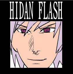 +HIDAN BREAKS THINGS FLASH+