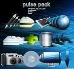 pulse pack png