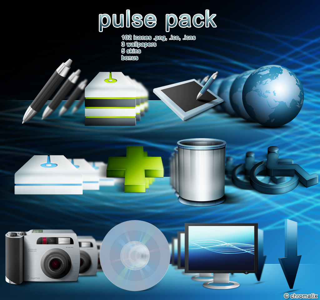 pulse pack mac by chromatix