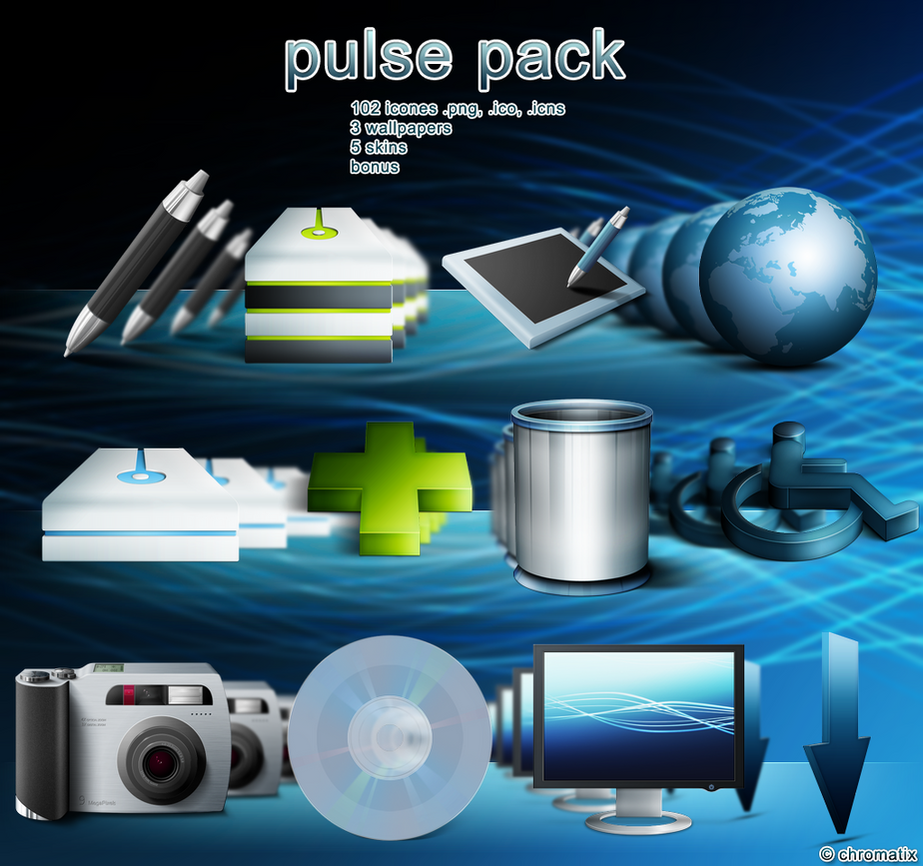 pulse pack mac by chromatix