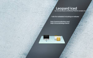 leopard iced by chromatix
