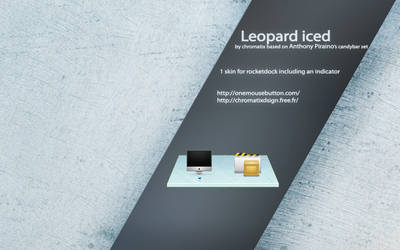 leopard iced