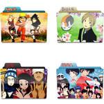 Anime folder icons 7
