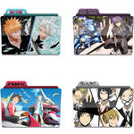 Anime Request folder icons 2