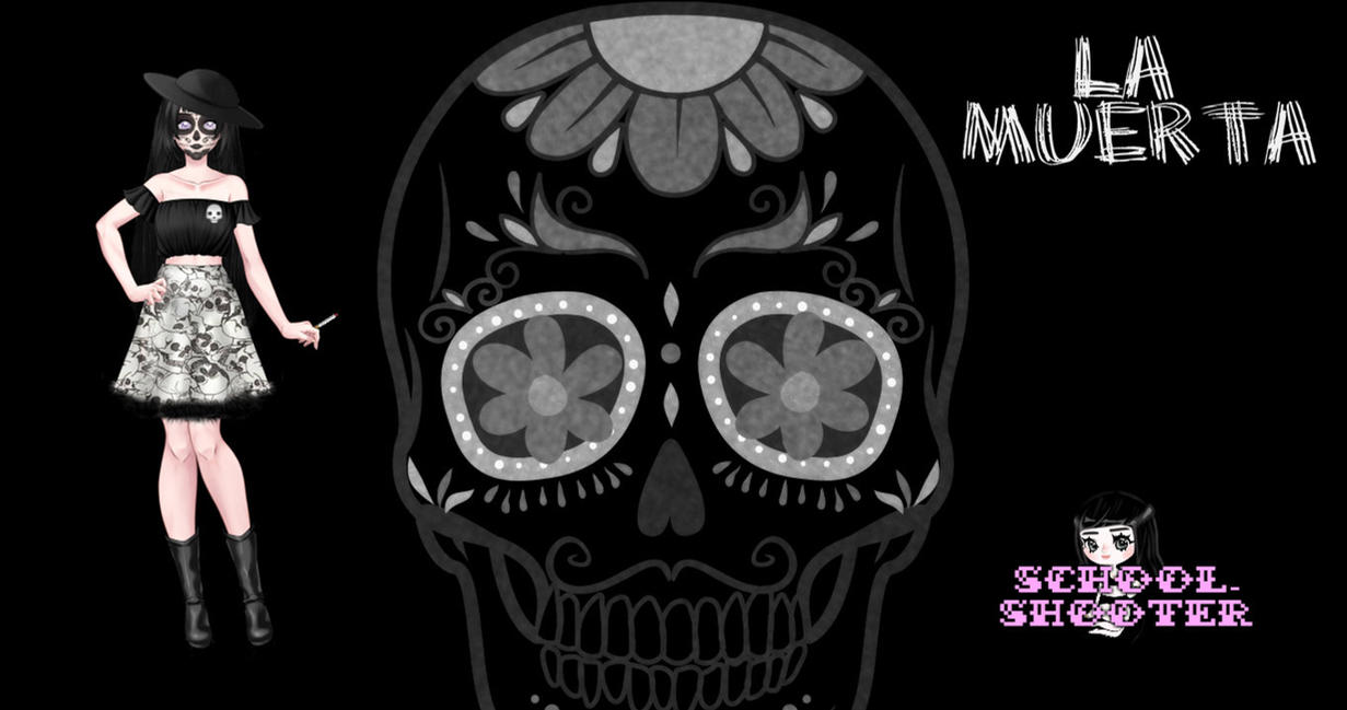 La muerta PACK by School-shooter