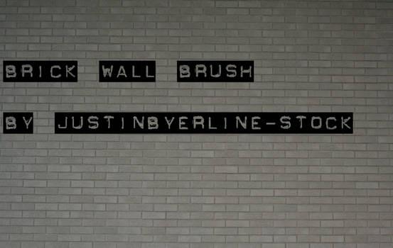 Brickwall Brush