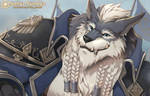 Greymane (World of Warcraft) Reward November 2017!