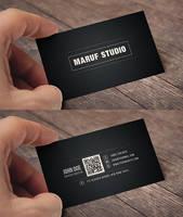 Blakish Business card