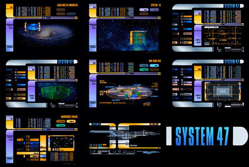 System 47 Scrnsvr Refit by rclarkjnr