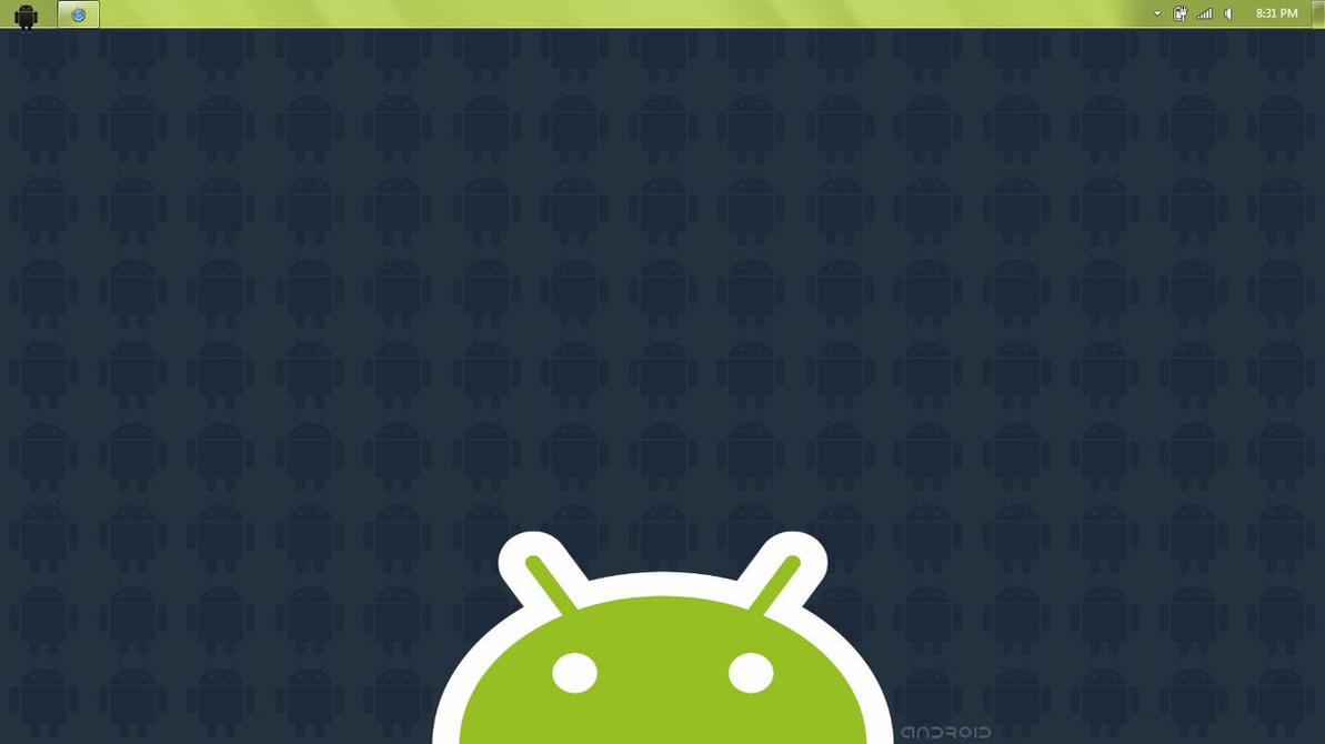 Android Theme for Windows 7 by djtransformer01