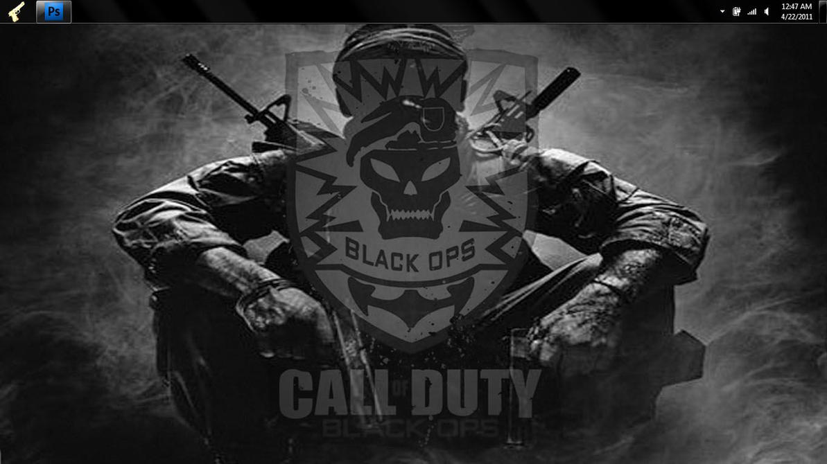 COD Theme for Windows 7 by djtransformer01