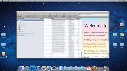 Mail For Windows 'thunderbird' by djtransformer01