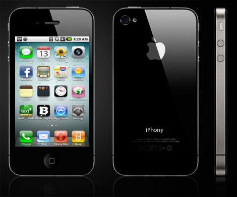 phones that look like iphone make android look like iphone with iphony by 17906