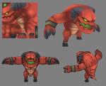 Demon Model (Download)