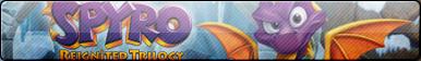 Spyro Reignited Trilogy Button